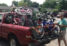 Donate your old bike! (Courtesy Pedal Power Project)