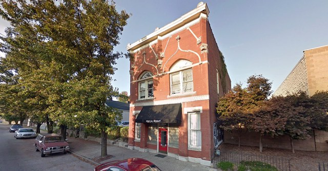 1024 Logan Street has been converted into mixed-use office space. (Courtesy Google)
