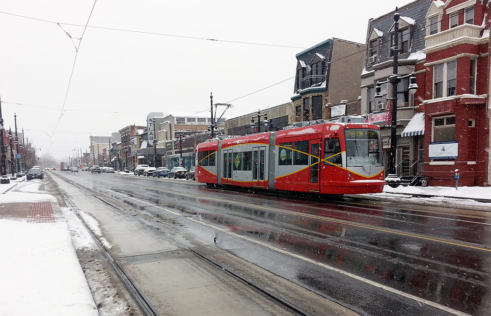 When Streetcars Are Better Than Buses And Vice Versa Broken - Street cars