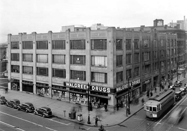 The Martin Brown Building. (Courtesy Historic Louisville / Weebly)