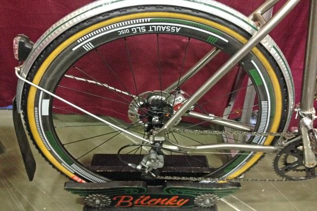 Bilenky Bicycles. (Elijah McKenzie / Broken Sidewalk)