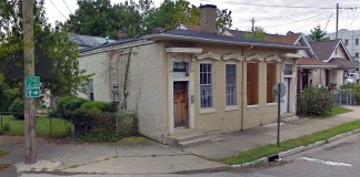 115–117 North Wenzel Street. (Courtesy Google)