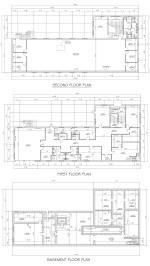 Floor plans, click to enlarge. (Courtesy Metro Louisville)