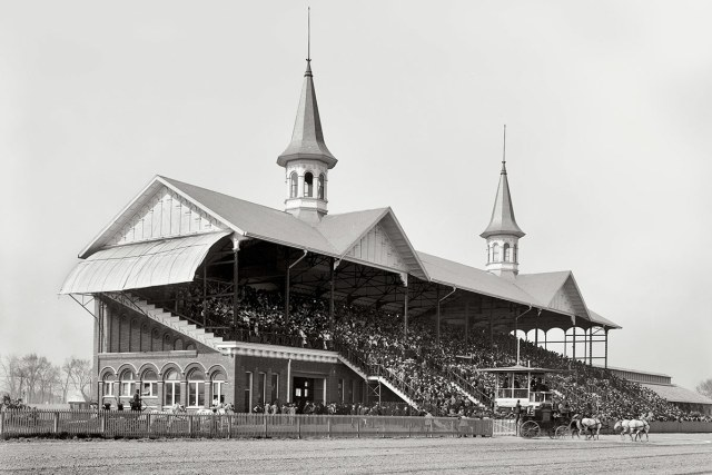 Churchill Downs in 1905.