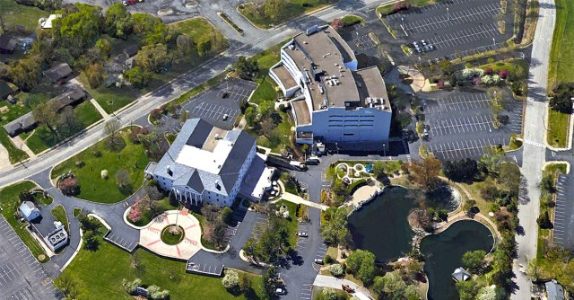 Yum! Brands and KFC headquarters. (Courtesy Google)