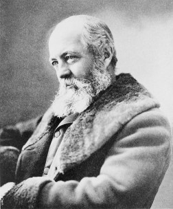 Frederick Law Olmsted. (Courtesy Architect of the Capitol)