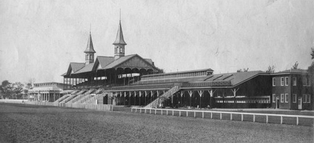 Churchill Downs circa 1915-1920. (Courtesy UL Photo Archives - Reference)