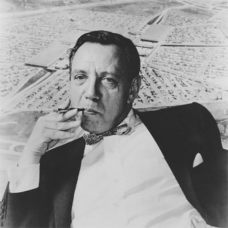 Victor Gruen, the designer of the first shopping mall. (American Heritage Center / Courtesy Wikimedia Commons)