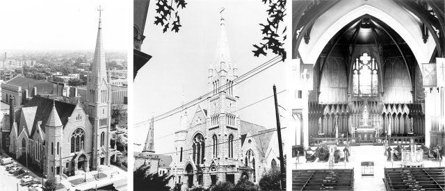 The church in September 1975. (Courtesy National Park Service)