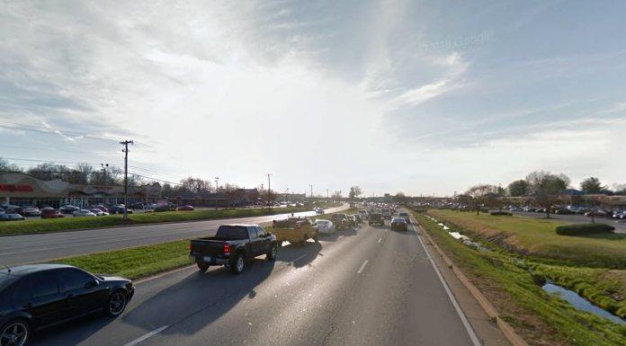 Hurstbourne Parkway in Louisville. (Courtesy Google)