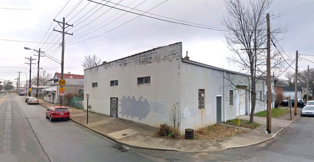 The Ackerman Millworks building today. (Google)