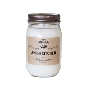 amish kitchen, melts, matches, candle, accessories, wick trimmers