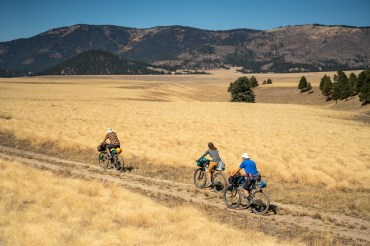 A First Time Bikepacking: Caldera Crest
