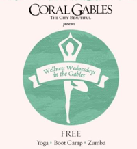coral gables wellness wednesdays