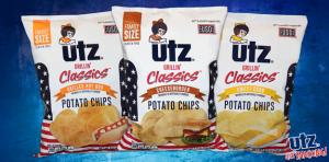 utz grillin classics