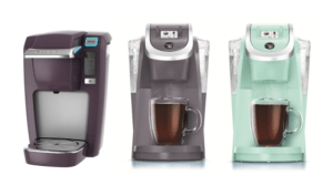 keurig new colors