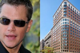 Matt Damon 535 West End Avenue | Image Source: The Luxist