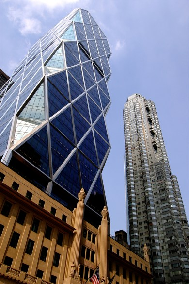 Hearst Tower, Designed by Foster & Partners | Architecture Style