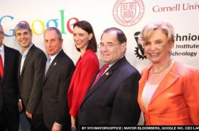 Google Loans Cornell NYC Tech Office Space for Upcoming Expansion