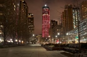 Why Is the World Trade Center Lit Up Red? | OBSERVER