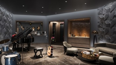 Music and Recording Studio. Credit: WaterlineSquare.com