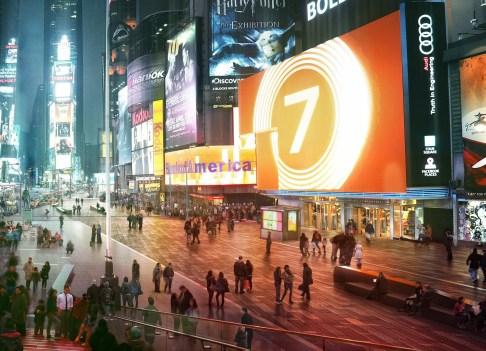 Times Square Reconstruction   Image Credit: Snohetta.com