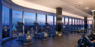 125 Greenwich Fitness | Photo Credit: 125greenwich.com
