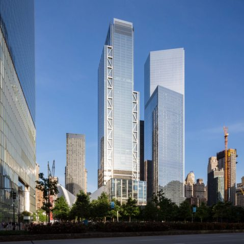 3 World Trade Center. Via New York Yimby | Image Credit: Andrew Campbell Nelson