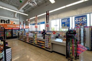 The inside of one of Five Below's existing locations. Image Credit: UCS Group LLC