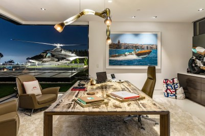 A pinnacle of splendour and ultra exclusivity, 924 Bel Air Rd is a stunning 38,000 sq. ft. elite luxury residence with 17,000 sq. ft. of entertainment decks encapsulating an astonishing array of amenities and bespoke items from around the world.