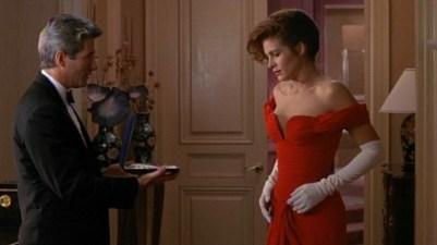 Beverly Wilshire Hotel .Pretty Woman Scene.