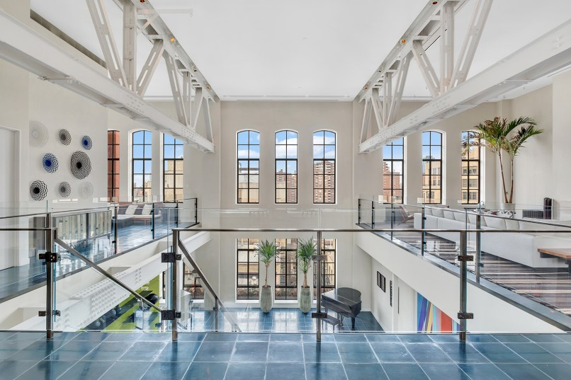 New Yorkers are paying millions to live in former gyms