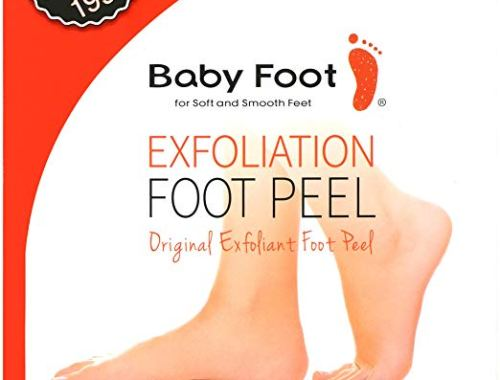 Baby Foot Exfoliating Foot Peel Review