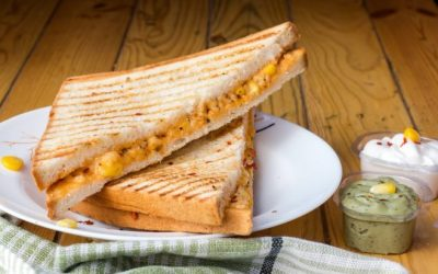 Grilled Cheese Even a Chef Will Eat