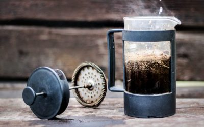 Be Your Own Barista Series: The French Press
