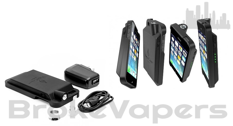 Vision Vape Case for iPhone 5