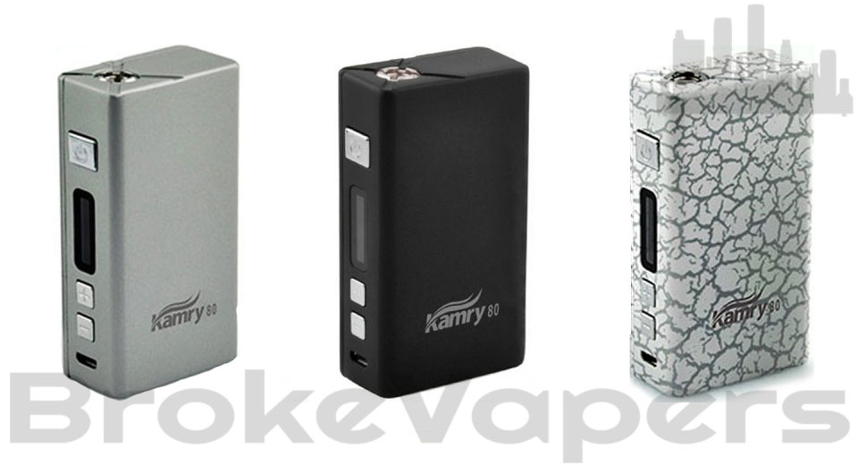 Authentic Kamry 80W Mini Box Mod