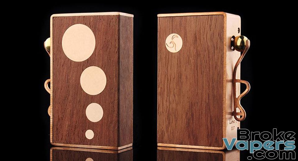 LunaSea Wood Box Mod - 1:1 Clone