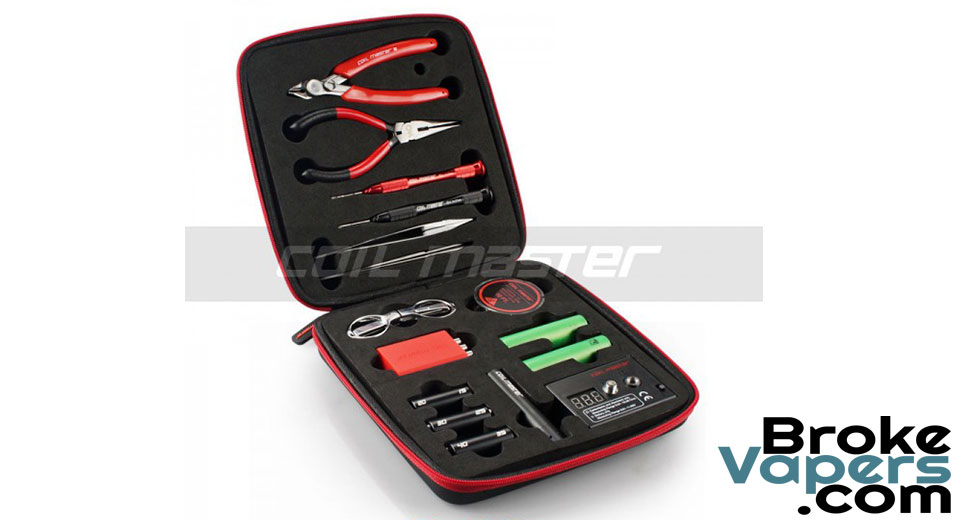 Authentic Coil Master DIY Kit V2