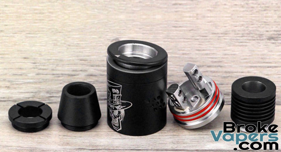 Authentic Mad Hatter V2 RDA