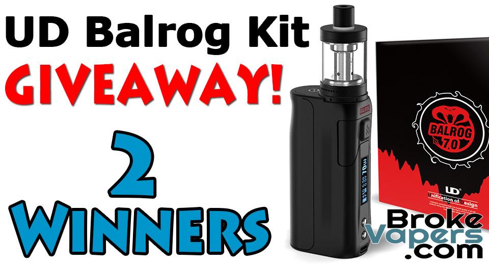 UD Balrog Kit Giveaway