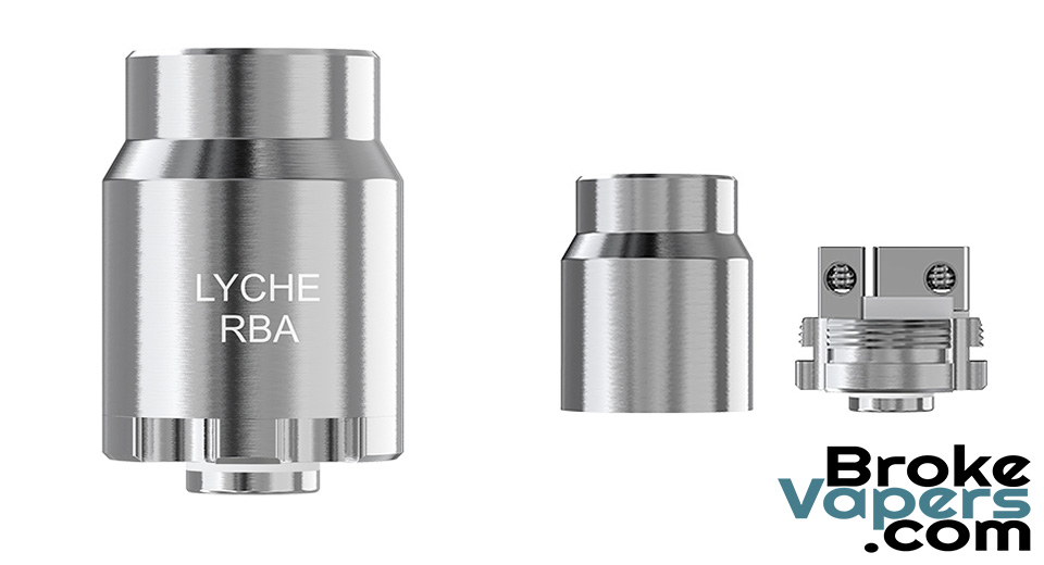 Authentic Eleaf Lyche RBA Head