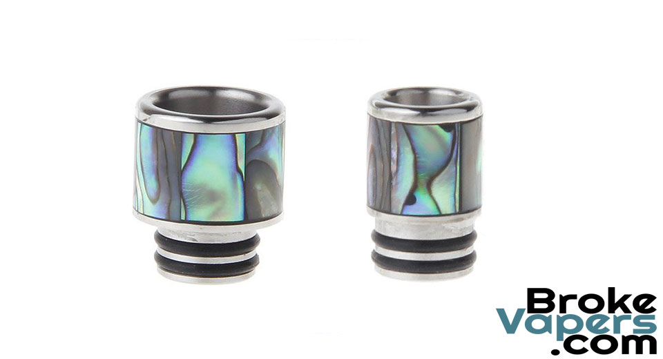 Abalone Drip Tip
