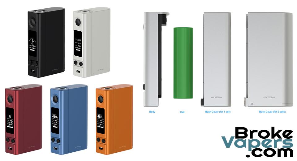 Joyetech eVic VTC Dual