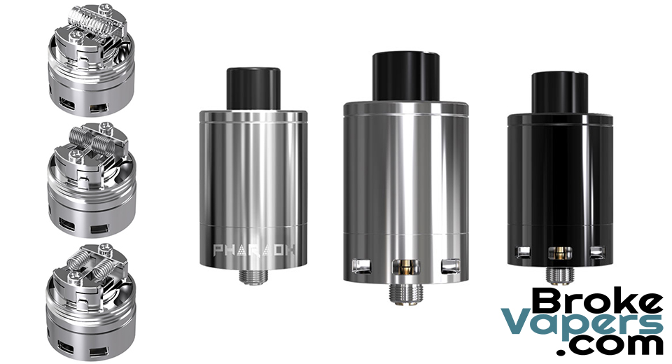 Digiflavor Pharaoh Dripper Tank