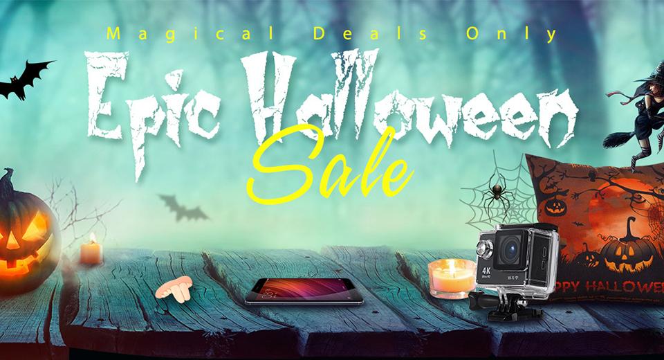 Epic Halloween Sale