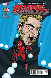 Deadpool #9 Review