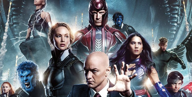 X-Men: Apocalypse Movie Review Header
