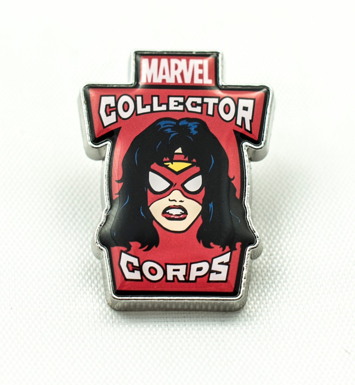 Spider-Woman Pin Marvel Collector Corps June 2016