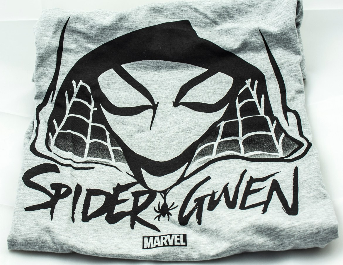 Spider-Gwen T-Shirt Marvel Collecotr Corps June 2016